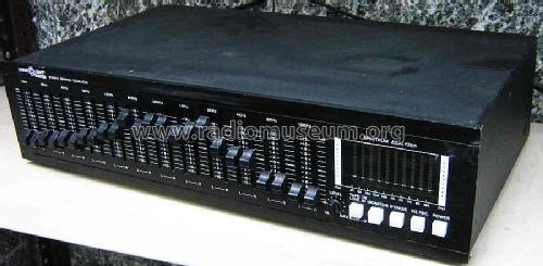 Sound Craft Stereo Graphic Equalizer Misc Conrad Electronic