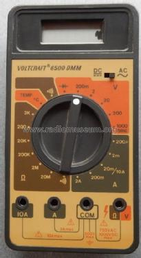Voltcraft Digital-Multimeter 6500 DMM; Conrad Electronic (ID = 2353055) Equipment