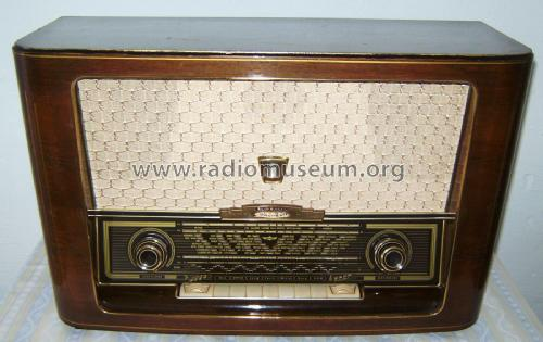 Imperial Achmed 406 ; Continental-Rundfunk (ID = 1800912) Radio