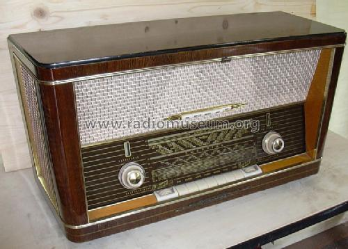 Imperial Achmed 407; Continental-Rundfunk (ID = 115399) Radio