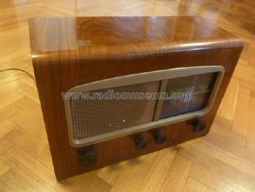 Melody Maker 500AC; Cossor, A.C.; London (ID = 1381097) Radio