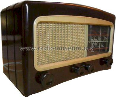 Melody Maker 501 A.C.; Cossor, A.C.; London (ID = 664636) Radio