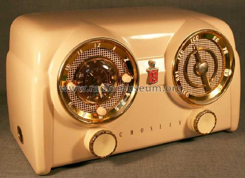 D-25 11-120; Crosley Radio and (ID = 415438) Radio