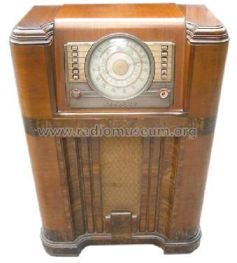 02ca Ch 55 Radio Crosley Corp