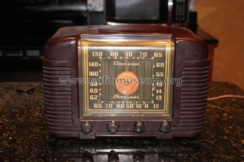 66ta American Overseas Radio Crosley Radio Corp Cincinnati