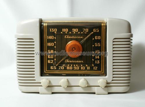 66tw Radio Crosley Radio Corp Cincinnati Oh Build