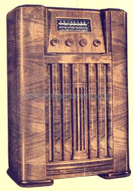 Crosley Radio Corp Cincinnati Oh