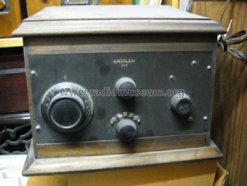 Special 51S Radio Crosley Radio Corp.; Cincinnati OH, build