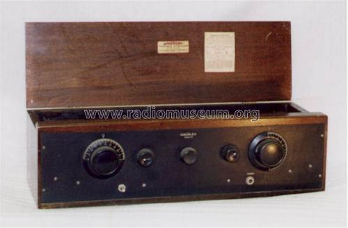 Trirdyn Regular 1121; Crosley Radio Corp.; (ID = 48113) Radio