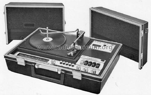 Stereo Music Center SCP-75F Radio Crown Radio Corp