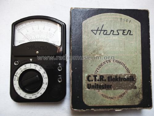 Hansen-Unitester HM12; CTR-Elektronik, (ID = 1068341) Equipment