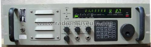 Receiver LF/MF/HF R-3050-20; Cubic Defense (ID = 1201290) Commercial Re