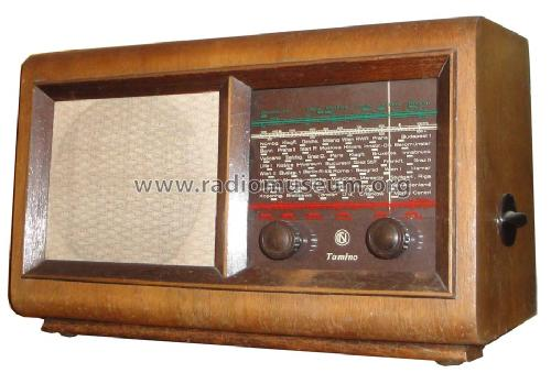 Tamino Super 303; Czeija, Nissl & Co., (ID = 951402) Radio