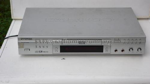 DVD-Player DVD-6000D R-Player Daewoo Electronics Daytron; Se