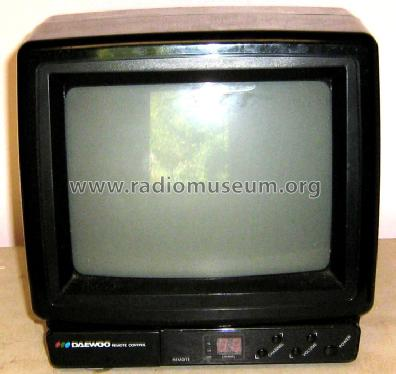 Remote Control Color TV SW-1000 Television Daewoo Electronic