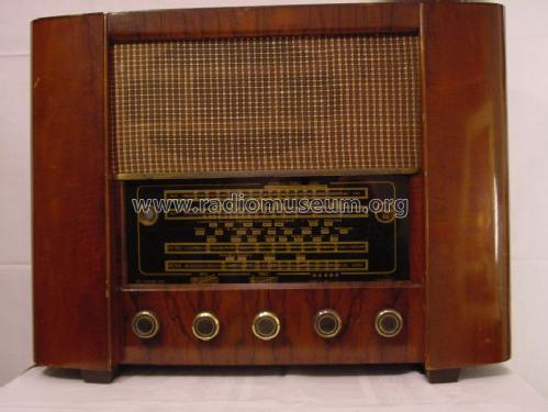 Model 66 ; Decca, London (ID = 269531) Radio