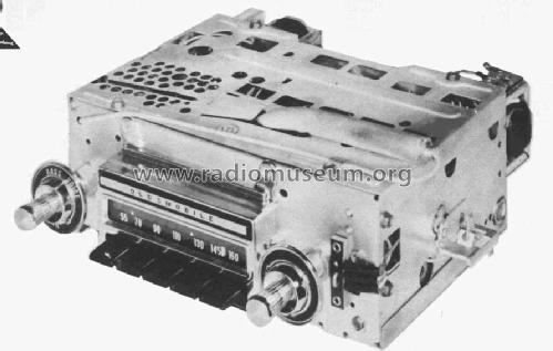 Delco-Remy 989276 Oldsmobile Car Radio United Motors