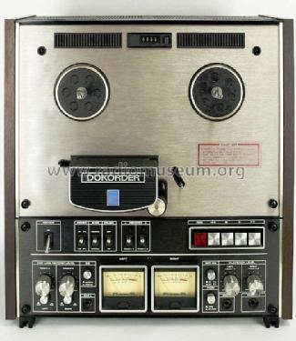 Dokorder 4-Track 2-Channel Tape Deck 8100; Denki Onkyo Co., Ltd (ID = 2328573) R-Player