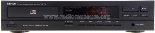 PCM Audio Technology / Compact Disc Player DCD-460; Denon Marke / brand (ID = 2404184) R-Player