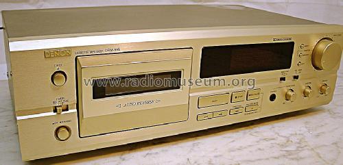 Cassette Tape Deck DRM-595 R-Player Denon Marke / brand