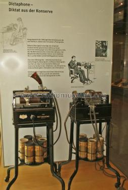 Phonograph Type 10B reproducing machine System 10X; Dictaphone, The, (ID = 1509775) TalkingM