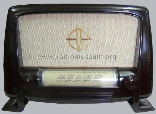 L124; Ducretet -Thomson; (ID = 1512650) Radio