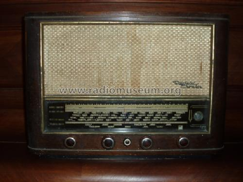 L636; Ducretet -Thomson; (ID = 1165990) Radio
