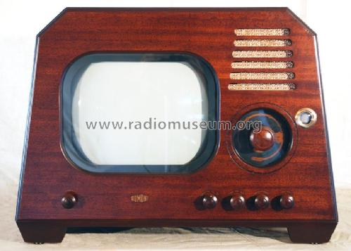 Chatham 'Doghouse' RA-103; DuMont Labs, Allen B (ID = 832681) TV Radio