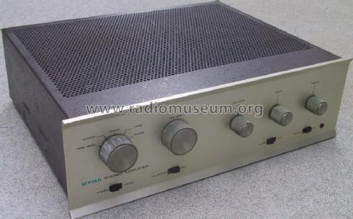 Stereo Amplifier SCA-35; Dyna Co. Dynaco; (ID = 692483) Ampl/Mixer