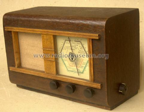 AT218WK Radio EAW, Elektro-Apparate-Werke, VEB, ex AEG Trept