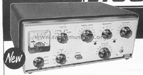 CW transmitter 720; EICO Electronic (ID = 169177) Amateur-T
