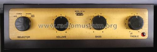 HF-12 ; EICO Electronic (ID = 1801810) Ampl/Mixer