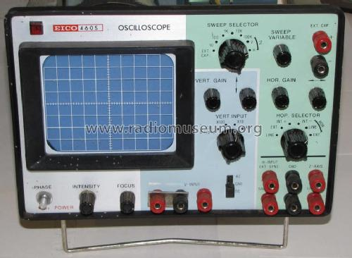 Oscilloscope 460S; EICO Electronic (ID = 1019018) Equipment