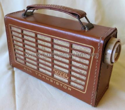 RA-6 Kit ; EICO Electronic (ID = 1867936) Radio