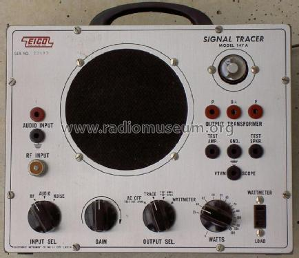 Signal Tracer 147A; EICO Electronic (ID = 241656) Equipment