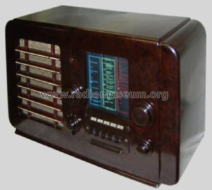 A23; Ekco, E.K.Cole Ltd.; (ID = 1156052) Radio