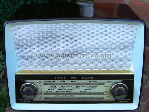 U319A; Ekco, E.K.Cole Ltd.; (ID = 908819) Radio