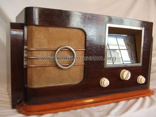 Inconnu - Unknown ; Electric-Radio- (ID = 1636641) Radio
