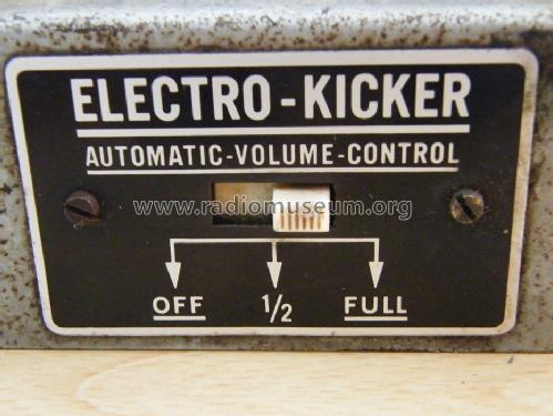 Jukebox Jupiter Console Stereo-Verstärker Ampl/Mixer Electro