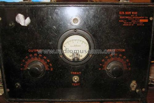 R1 - Ultr-Short Wave ; Electronic (ID = 1136019) Radio