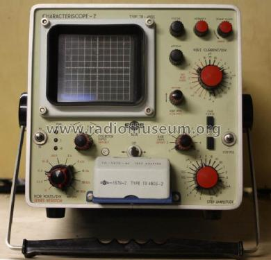 Characteriscope-Z 1575 / TR-4805; EMG, Orion-EMG, (ID = 794449) Equipment