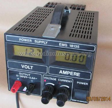DC Power Supply 18135 Voltcraft ; EMG, Orion-EMG, (ID = 1808724) Equipment