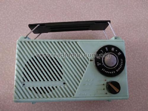 Standard Broadcast Pocket Radio SF-860; Elgin Radio Division (ID = 2623640) Radio