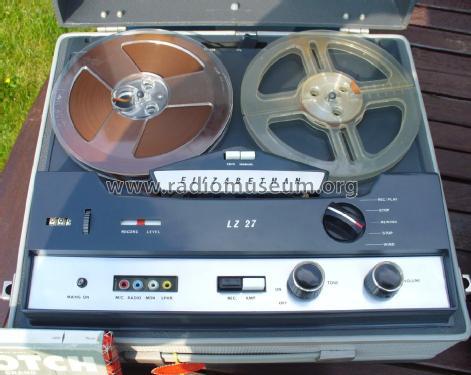 LZ27 R-Player EAP Tape Recorders Ltd  - Elizabethan Electron