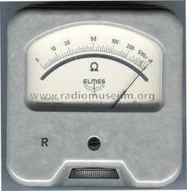 Ohmmeter on The 5 Parts Of Ohmmeter