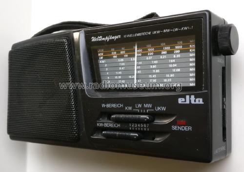 3551; Elta GmbH, Rödermark (ID = 2248097) Radio