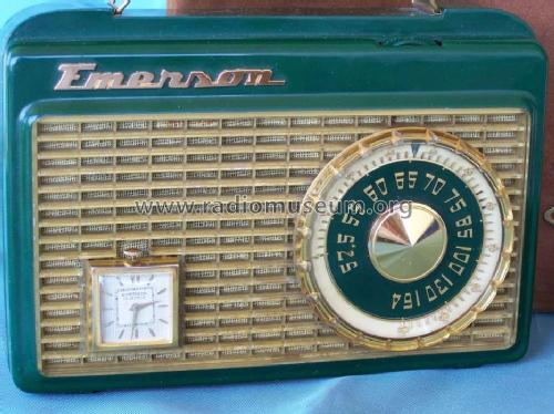 Watch A737; Emerson Electronics; (ID = 1017185) Radio