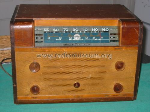 EMERSON 524 RADIO PHOTOFACT