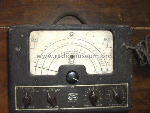... radio frecuencias Modelo 1; Espelt, Argentina (ID = 828404) Equipment