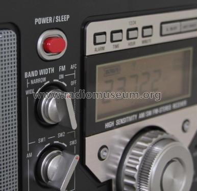 Grundig AM/FM Shortwave Radio GS350DL Radio Etón Corp, Lextr